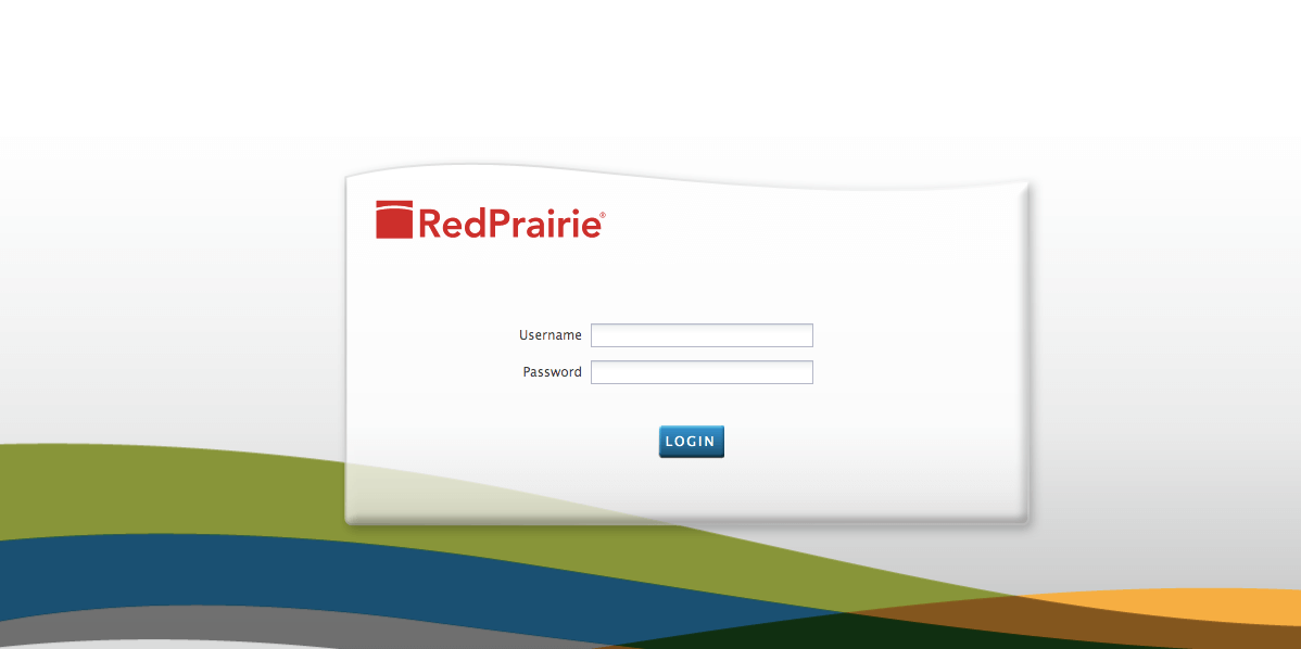 RedPrairie Schnucks login