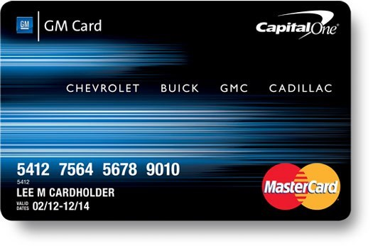 gm card login - gmcard credit card login