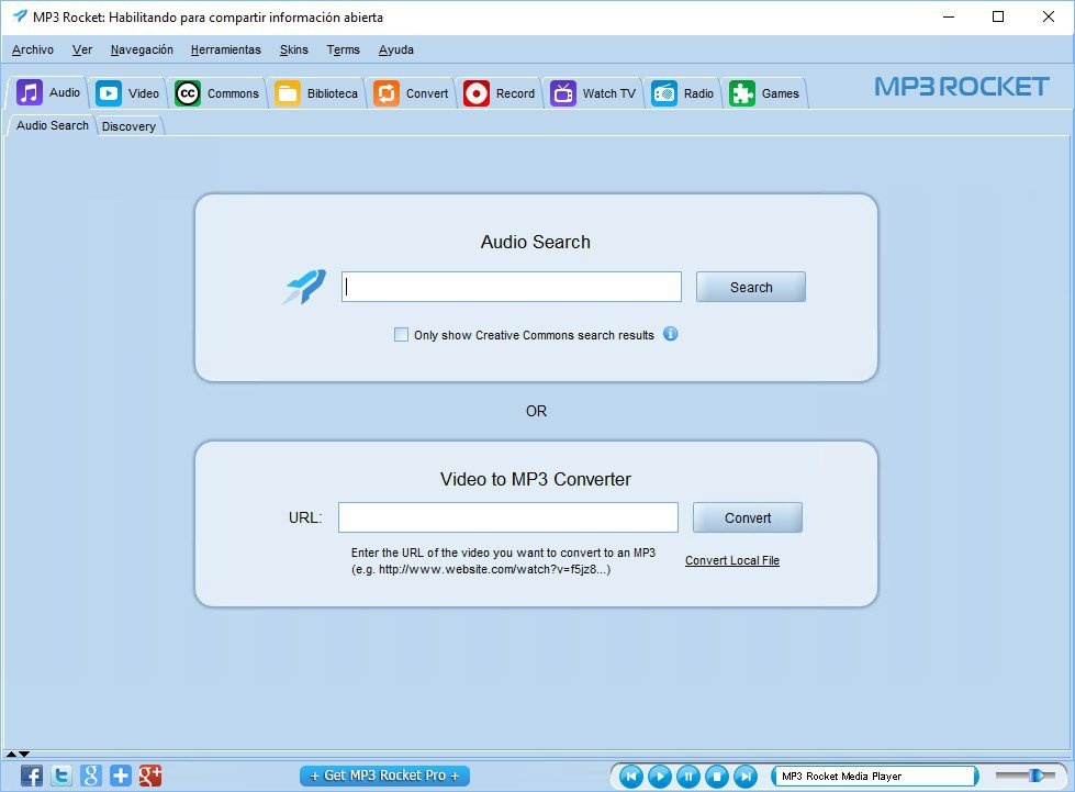MP3 Rocket alternatives to download music and videos to your Windows PC from YouTube