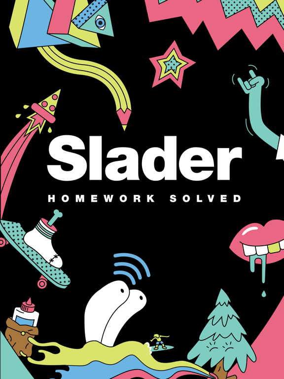 Slader alternatives for students