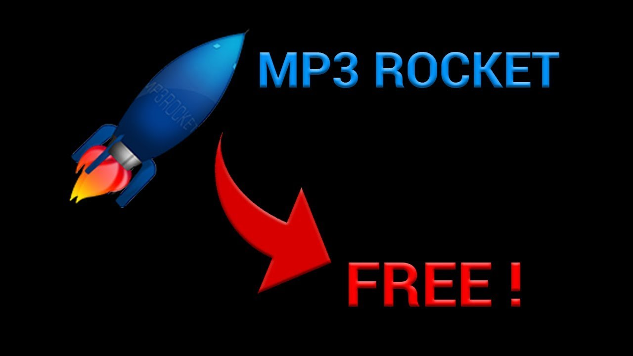 mp3 rocket alternatives